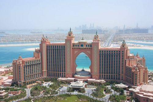 Top 5 attractions in dubai dubai no 1 for No 1 hotel in dubai